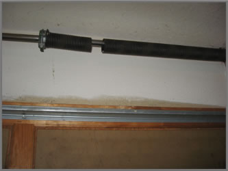 repair installation garage door watch coupler spring
